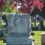 Canarsie Cemetery Intricate Monument